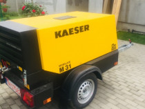 Inchriez motocompresor kaeser m31