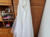 Rochie de mireasa alba