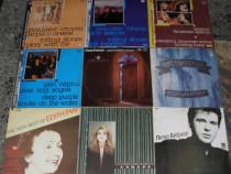 Vinil Edith Piaf,Sandra,Deep Purple,Bon Jovi,Creedence,Stone