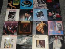 Vinil jazz Count Basie,Ellington,Armstrong,Chick Corea