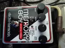 Pedala chitara electro-harmonix delay analog