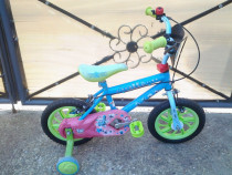 "Blue Toy Story bicicleta copii 12"" (2-5 ani)"