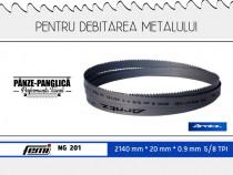 Fierastrau banda metal 2140x20x0.9x5/8 Femi NG 201 bimetal
