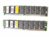 Memorii EDO Ram, 2 x 16 MB, 72 pini, dual chanel, Siemens