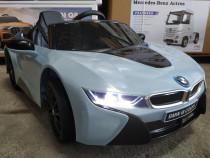 Masinuta electrica pentru copii BMW i8 12V Coupe #Blue