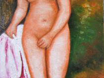 Tablou / Pictura nud