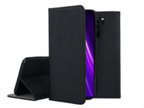 Husa Telefon Flip Book Xiaomi Redmi Note 8 Pro Fashion Black
