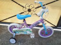 "Anna - bicicleta copii 12"" (2-5 ani)"