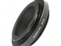 Adaptor Tamron Adaptall 2 - Canon EOS - include capac Canon