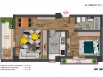 Apartament 2 camere,RATE la Dezvoltator, prelungirea ghencea