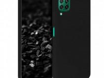 Husa Telefon Silicon Huawei P40 Lite Matte Black PRODUS NOU