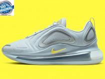 Originali 100% Nike Air Max 720 Platinum Yellow nr 42;42.5