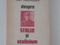Roy medvede oamenii lui stalin despre stalin si stalinism