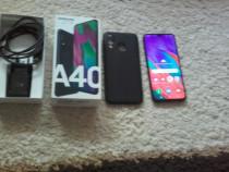 Samsung A40 full box impecabil