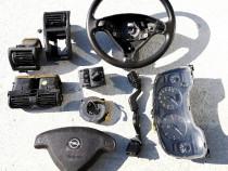 Volan airbag bloc lumini ceasuri manete spira Astra G