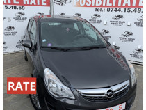 Opel Corsa 2012-EURO 5-Benzina-120000 Km-RATE-