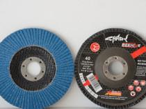 Discuri Lamelare Frontale BlueShark P40, 60, 80 zirconiu