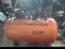 Compresor ,rezervor 500 litri ,16 bari