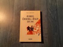 Acordul Churchill Stalin din 1944 Maria G. Bratianu