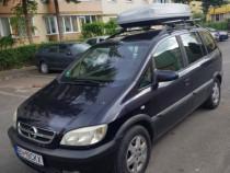 Opel Zafira 1.8 benzina+gpl 7 locuri