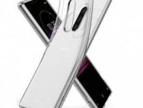 Husa Telefon Silicon Sony Xperia 1 Clear Matte PRODUS NOU