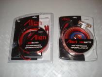 Set cabluri subwoofer 800w si 1000w amplificator auto