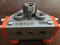 Sablon mobila demontabili blum 25mm v.8 plus cepi lemn 8mm