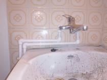 Executam lucrări de instalații sanitare și termice