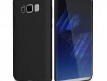 Husa Telefon Silicon Samsung Galaxy S8 g950 Matte Black