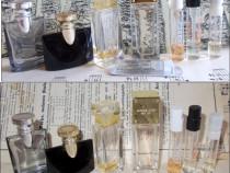 8 sticlute de parfum vechi, de colectie