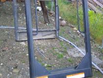 Cabina Miniexcavator,