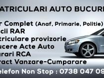 Inmatriculari Auto in Bucuresti
