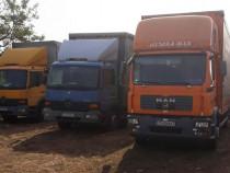 Camion cu prelata MAN TGM