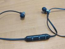 Casti bluetooth apeluri/muzica magnetice