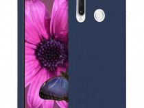 Husa Telefon Plastic Huawei P30 Lite Liquid Dark Blue
