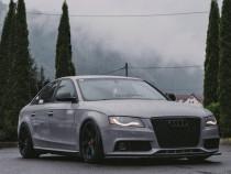 Audi A4 B8 2.0 Tdi 220 cp—S-line—Nardo Grey—Jante 3SDM