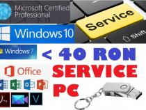 Service PC Instalare Windows Recuperare Date HDD Upgrade SSD