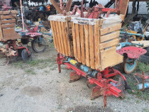 Mașina de plantat cartofi cu colț Rau