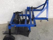 Masina de scos cartofi pe cardan noua pentru tractoras