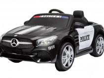 Masinuta electrica de politie mercedes sl500 90w standard
