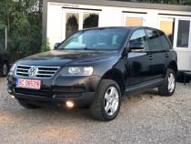 VW Touareg 2006, 2.5 diesel, Manual, Posibilitate = RATE =