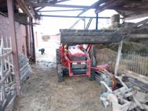 Tractoras Shibaura 28 cai