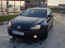 VW Golf 6 1.4 TSI Benzină Euro 5 An 2010