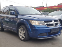 Dodge Journey 2.0 Diesel 140 Cp 2010 Carte Service 179000 Km