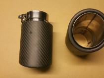 Set Finale carbon tesite universale 89mm