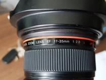 Canon L 17-35 f 2.8