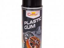 Spray Vopsea Champion Color Cauciucata Plastic Gum Negru