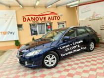 Mazda 6 revizie+livrare gratuite, garantie, rate fixe