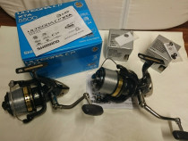 Mulineta pescuit Crap/Feeder Shimano Ultegra Ci4 5500XTA Nou