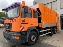 Autogunoiera-Camion Gunoiera-Presa Gunoiera MAN